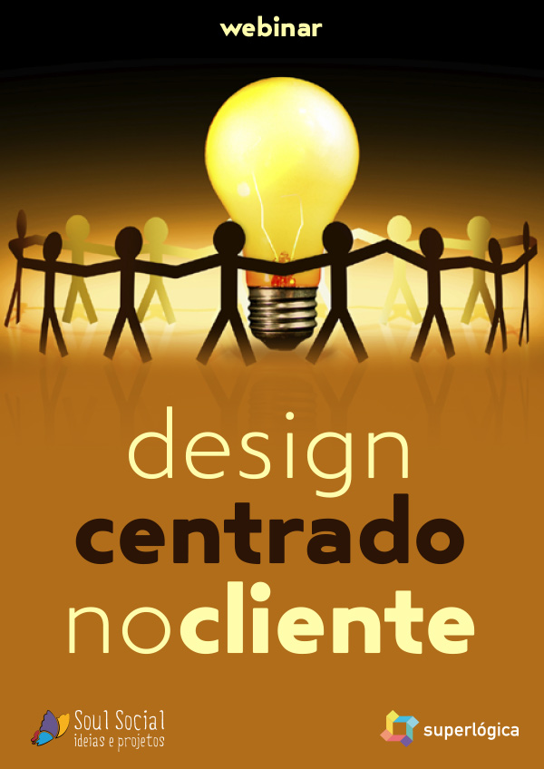 Webinar - Design centrado no cliente