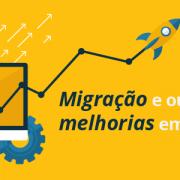 Migração e outras melhorias em planos