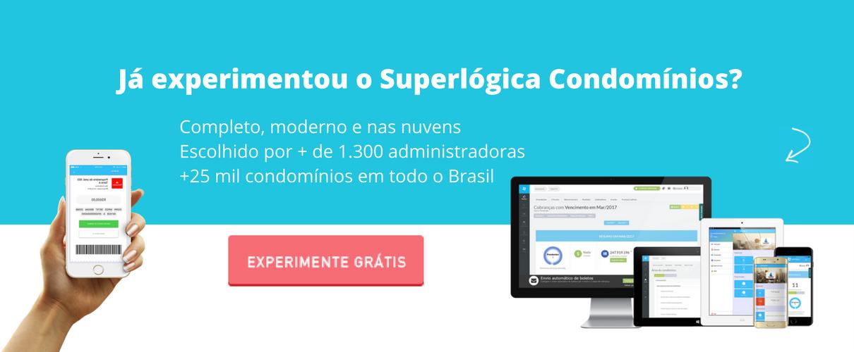 Superlógica Condomínios - Experimente grátis!
